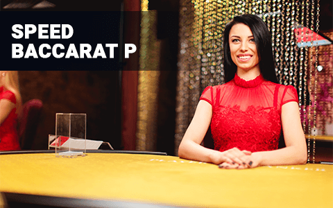 Speed Baccarat P