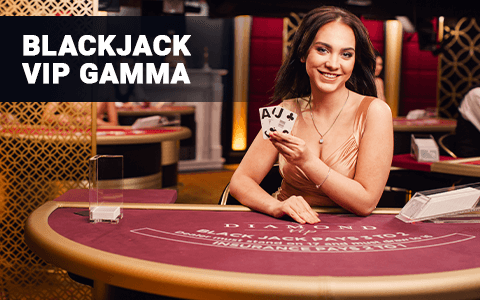 Blackjack VIP Gamma