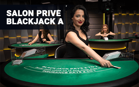 Salon Priva Blackjack A
