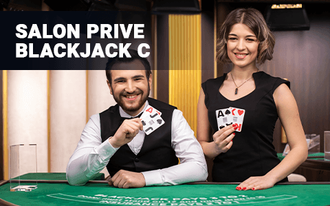 Salon Priva Blackjack C