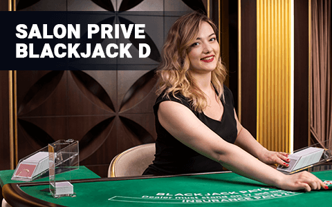 Salon Priva Blackjack D