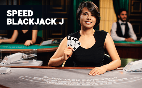 Speed Blackjack J