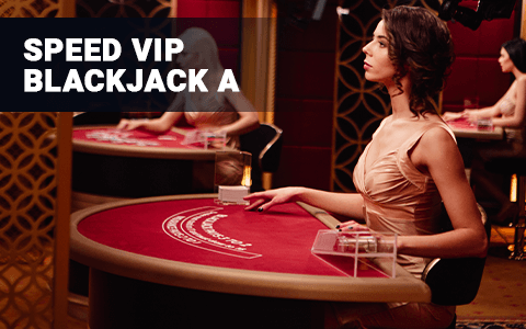Speed VIP Blackjack A