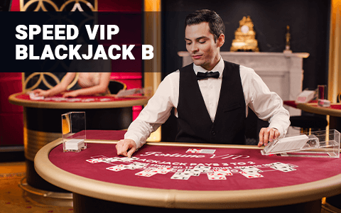 Speed VIP Blackjack B