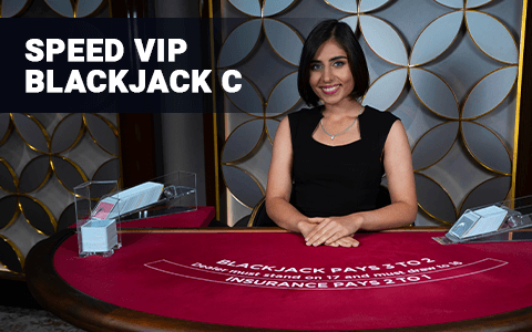 Speed VIP Blackjack C