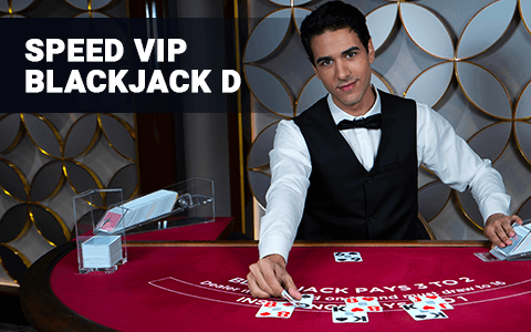 Speed VIP Blackjack D