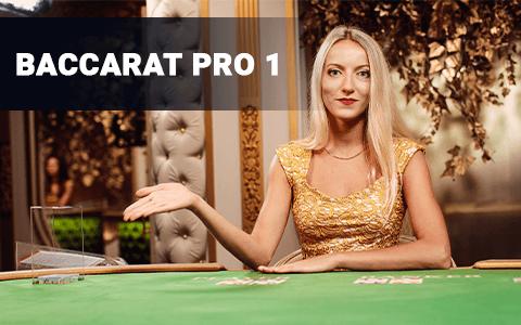 Baccarat Pro 1