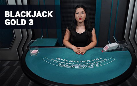 Blackjack Gold 3