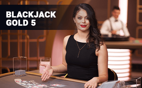 Blackjack Gold 5