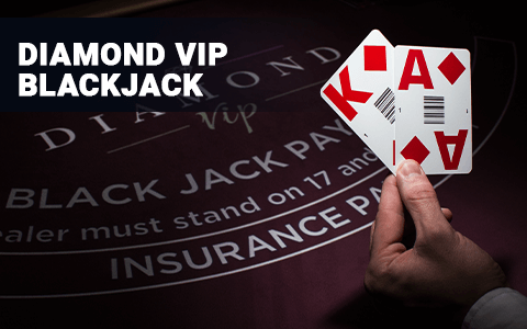 Diamond VIP Blackjack