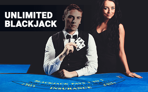 Unlimited Blackjack